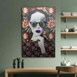 Nikkel Artworks   Floral Muse