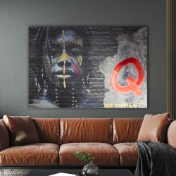 Nikkel Artworks   The Q Man
