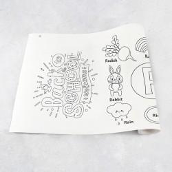 Zeichnungen auf Rolle R – Z