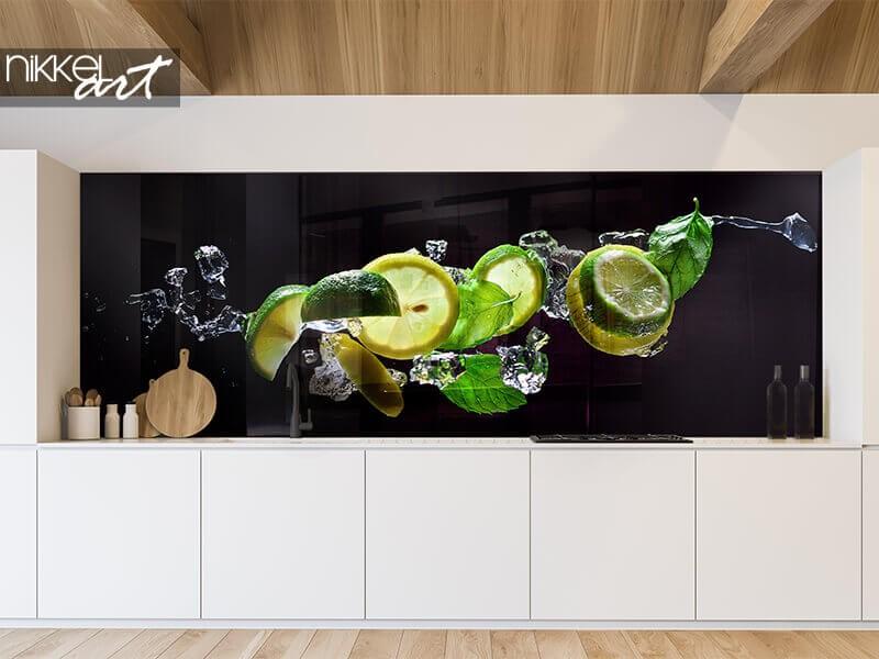 Wie kann ich die Küche dekorieren?