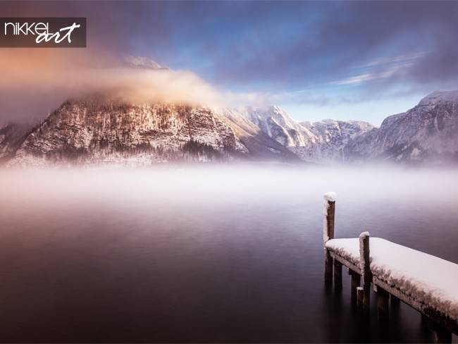 Winter Hallstatt