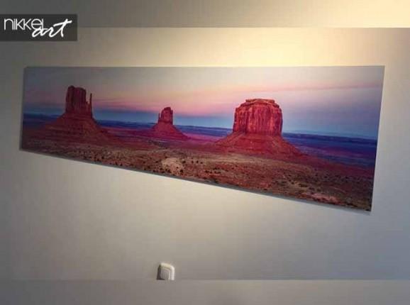 Foto auf Alu-dibond Arizona