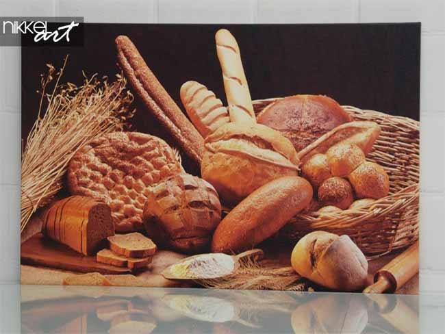 Foto auf Leinwand Bäckerei