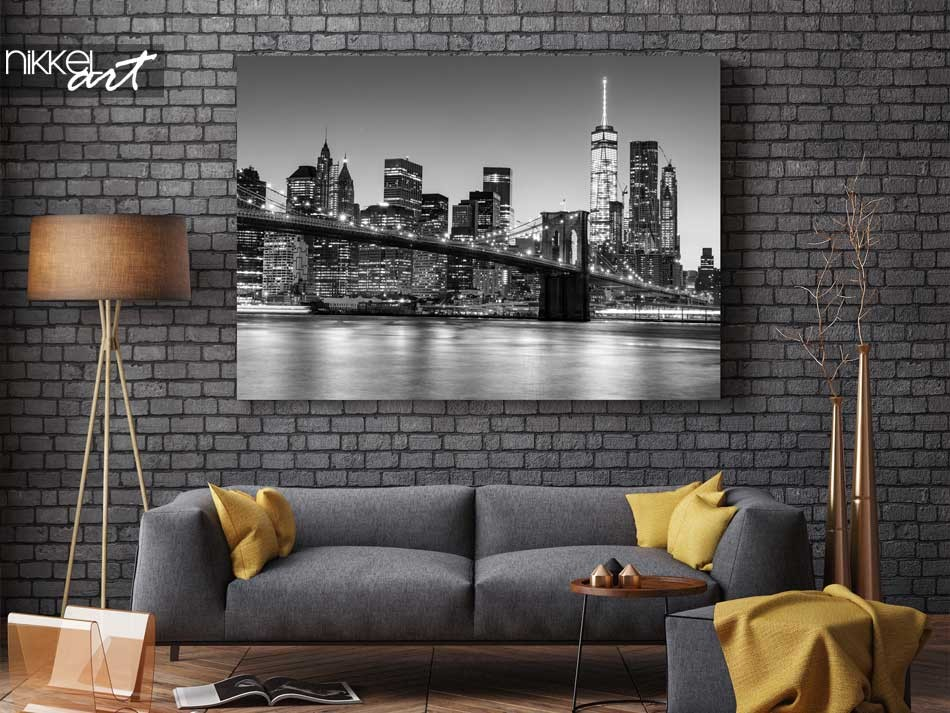 Foto auf Acrylglas New York