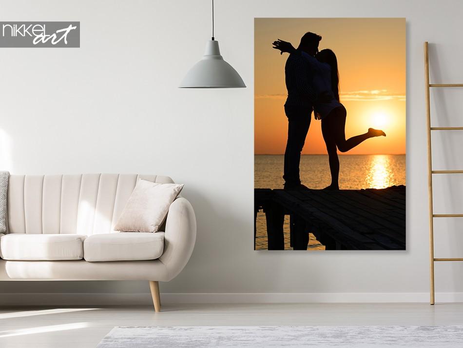 Foto auf Acrylglas Schöner Morgen