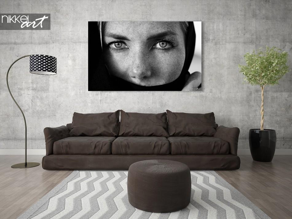 Foto auf Acrylglas womenART