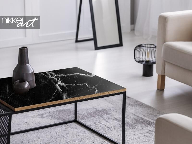 Marmor Möbel Aufkleber