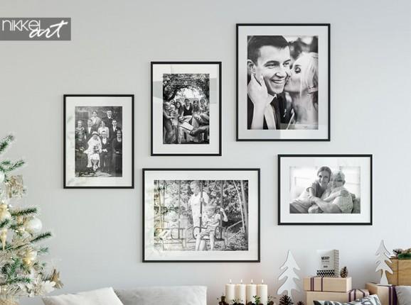Posterwand mit Ihren eigenen Fotos