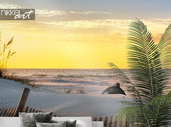 Diese Fototapete mit Strand entführt Sie in den 'Sunshine State'
