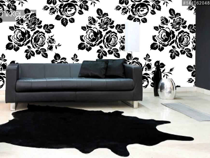 schwarze rosen. Black Bedroom Furniture Sets. Home Design Ideas