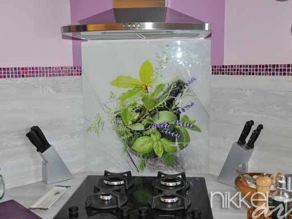 k chenr ckwand aus glas mit foto new york. Black Bedroom Furniture Sets. Home Design Ideas