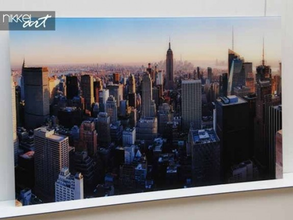 Foto auf Acrylglas New York antireflex