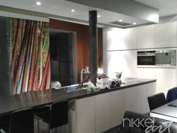Fototapete Küche